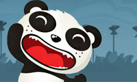 Panda op reis