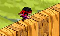 Ниндзя в кубическом мире