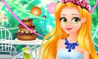 Секретный сад принцессы