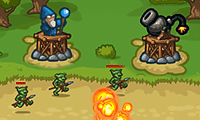 Tower Defense : invasion d'aliens