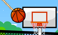 Perfect Fall: Basketball Shooting Game