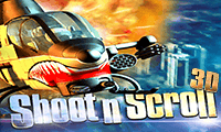 Shoot 'N Scroll 3D: Army Shooting Game