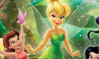 Disney Fairies: Hidden Letters