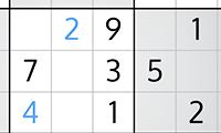 Sudoku sur FunGamePlay