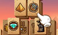 Pirámides de mahjong