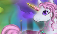 Mystical Forest Unicorn: Pony Game