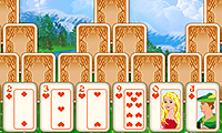 Fun Game Play Pyramid Solitaire