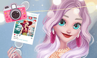 Mermaid Princess and Eliza: Online Stories Stars
