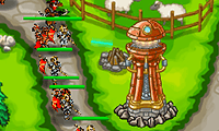 Elfen: Tower-Defense