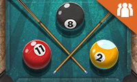 8-Ball-Billard Online