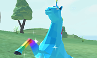 Unicorn Family Simulator