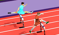 Summer Sports: Hurdles online game