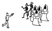 Stickman Reject: Gun Game