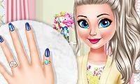 Mi diseño de uñas en las redes sociales