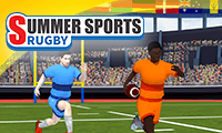 Rugby: Qlympics Summer Games