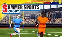 Rugby: Qlympics Juegos De Verano