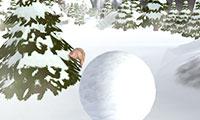 Choque de nieve