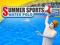 Water Polo: Qlympics Summer Games
