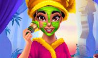 Арабские принцессы: настоящий макияж