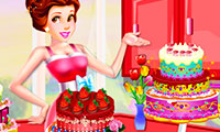 Princess Dede: Sweet Cake Decor