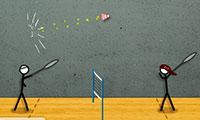 Çöp Adam Badminton 2 - Stick Figure Badminton 2 oyna