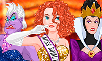 College Princess: Dress Up Game