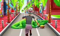 Angry Gran Run: Miami