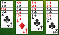 Tri Tower Solitaire