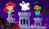 Cadılar Bayramı Prensesi Tatil Şatosu