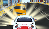 Street Race Takedown: Driving Game