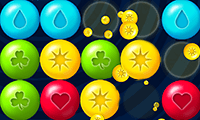 Le Bubble Shooter de Zuma