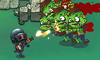 Cannon vs Zombies