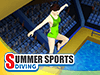 Diving: Qlympics Summer Games