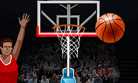 Dunkers: 2 Player Basketball Game