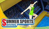 Diving: Qlympics Summer Games