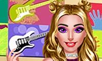 El look de estrella pop de Sophie