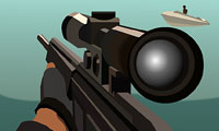 Przebiegły snajper: Piracka strzelanina