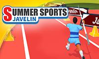 Jabalina: Qlympics Juegos De Verano
