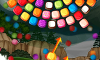 Bubble Shooter : Roue à Bonbons