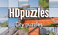 City Jigsaw