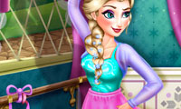 Elsa : Répétition de ballet