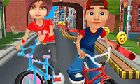 Icycle: On Thin Ice - Bike Game