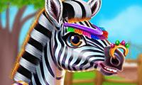 Cuidando de Zebras