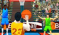 Sport Spiele Spiel Summer Sports: Basketball spielen kostenlos