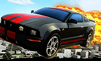 Heat Rush USA: Race Car Game