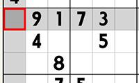 Sfida Sudoku