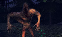 Slender Man: Creepy Game
