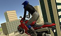 Motociclista 3D