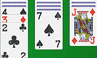 Klondike Solitaire Big