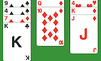 Freecell Solitaire: Basic